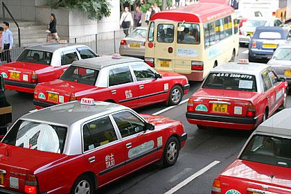 hongkong-taxi